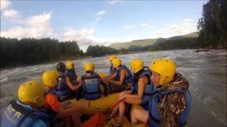 Горный Алтай сплав по реке Катунь 2013 год. Часть 2(Видео о том как мы всей семьёй сплавлялись по Катуни на рафтах., 2017-01-11T15:35:03.000Z)