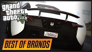 GTA5 best of brands