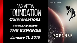 Conversations with Shohreh Aghdashloo of THE EXPANSE