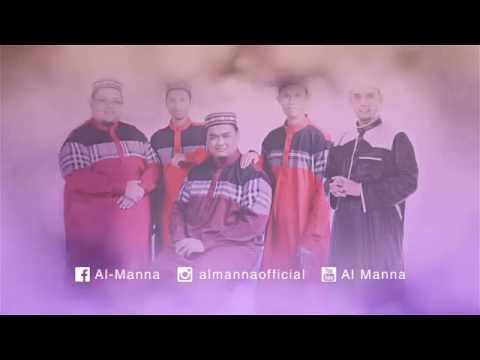 AL-MANNA - AJARKAN AKU SETIA ft. USTAZ ELYAS ISMAIL [ Official Lyric Video ]