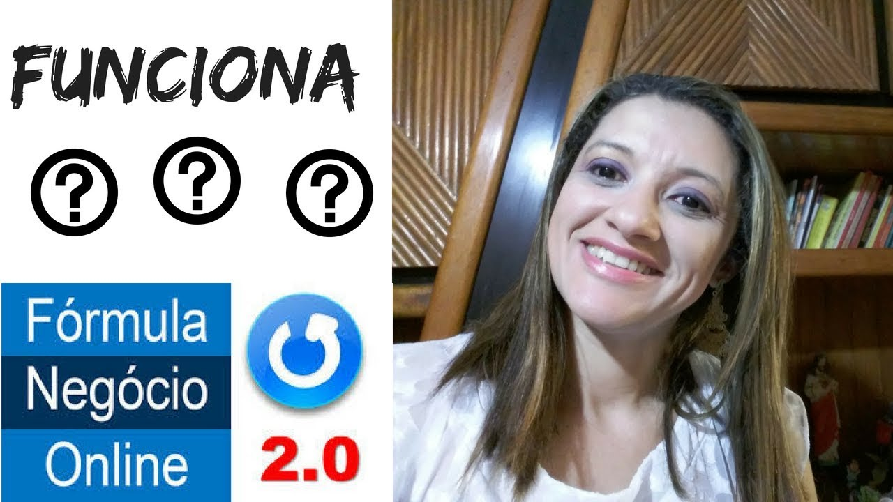 FORMULA NEGOCIO ONLINE 2.0 FUNCIONA? MEU DEPOIMENTO