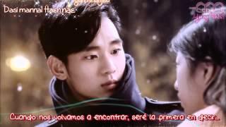 MV Ost You Who Came From The Stars- Hyorin- Hello, Goodbye (sub Español + Karaoke)