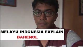 MAKNA SEBENAR BAHENOL by Melayu Kepulauan Riau