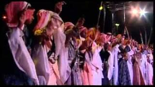 اغنية محمد عبده في زفاف الامير عبد العزيز بن فهد