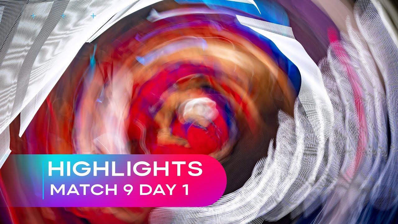 Download ISL SEASON 3 | MATCH 9 DAY 1 HIGHLIGHTS