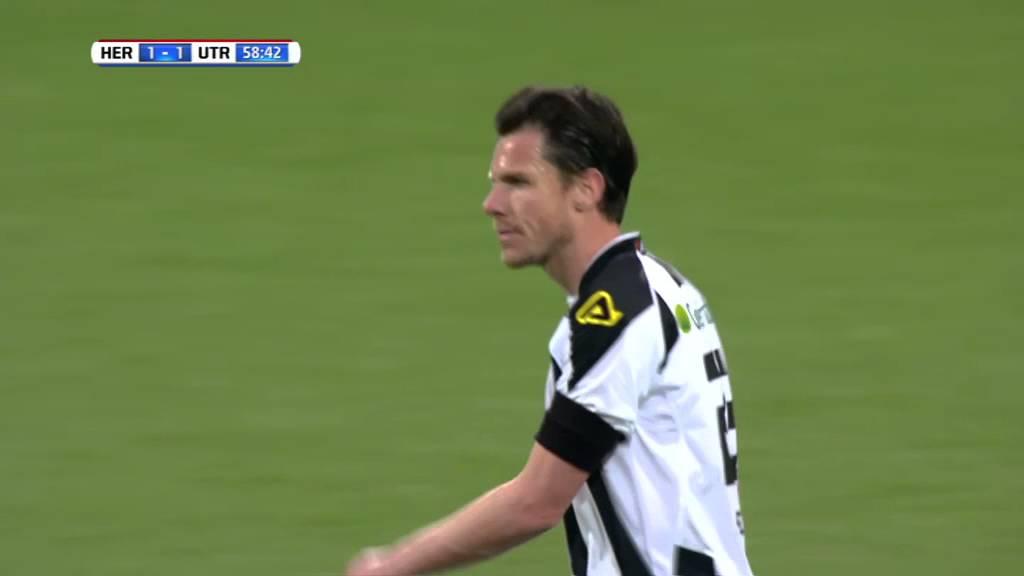 Heracles Almelo - FC Utrecht 1-1 | 02-04-2016 | Samenvatting