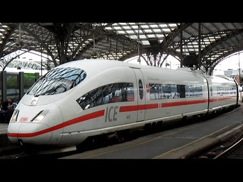 Deutsche Bahn ICE 14 (Cologne to Brussels) - August 24th, 20