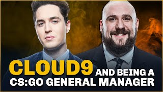 "Cloud9, signing Es3tag from Astralis and ""C9 will win Flashpoint"" 