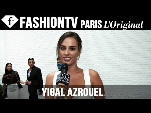 Yigal Azrouel Spring 2015 Front Row ft Sophie Auster, Bryanboy   New York Fashion Week   FashionTV