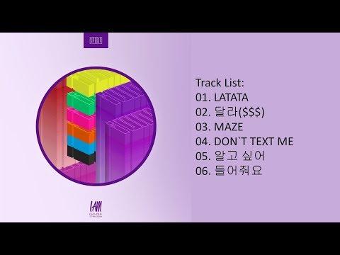 [Full Album] (G)I-DLE – I am (Mini Album)