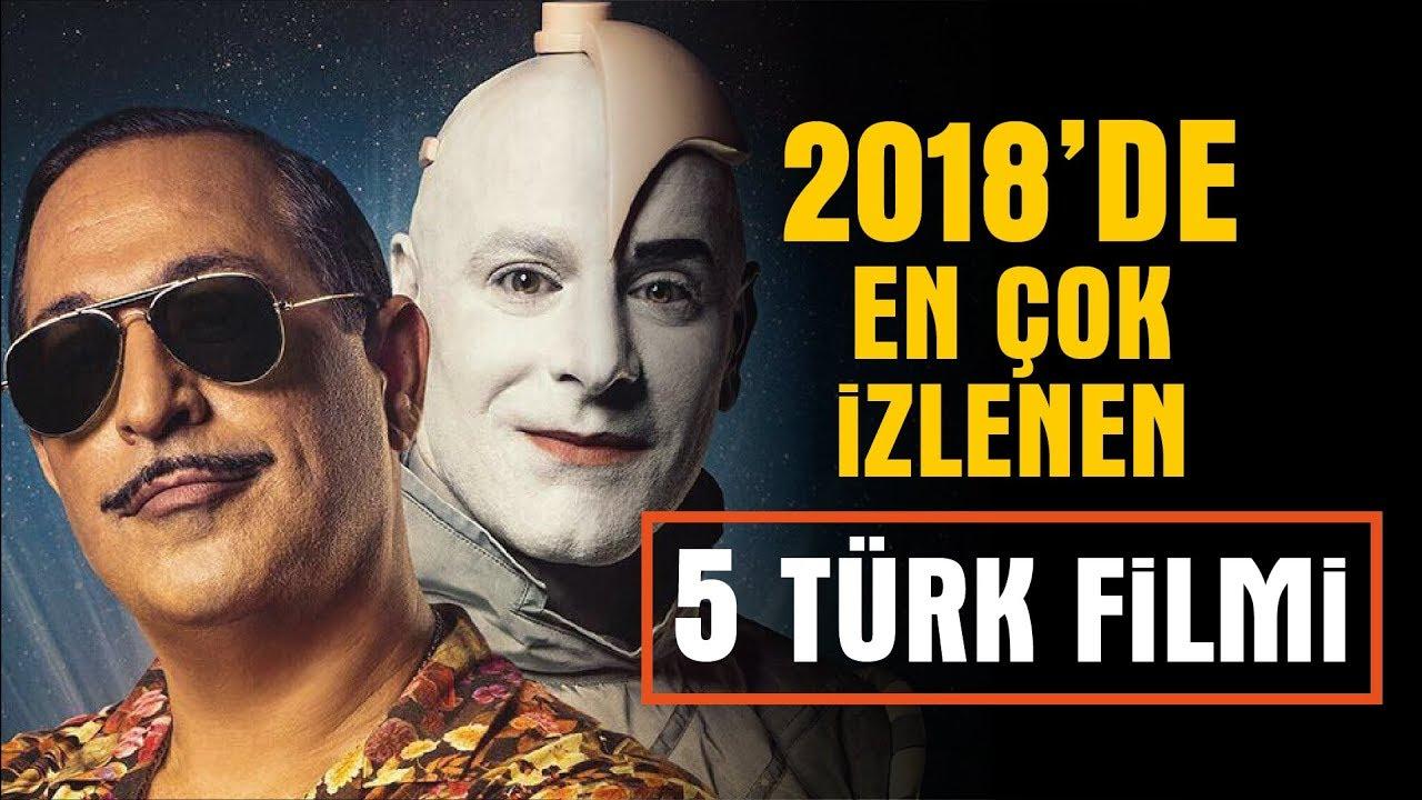 2018de En çok Izlenen 5 Türk Filmi Ilk 6 Ay Youtube