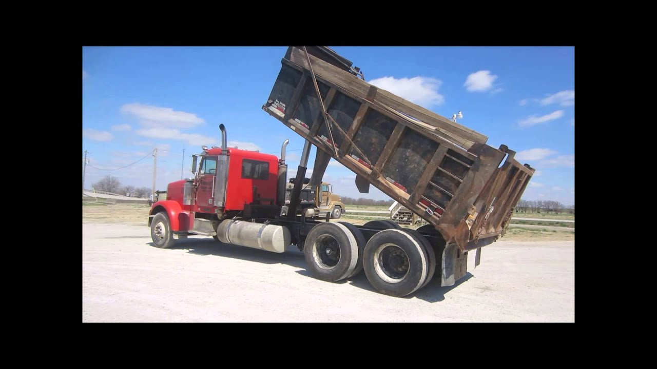 Freightliner Trucks For Sale >> 1994 Freightliner Classic XL dump truck for sale | sold at ...