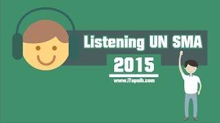 Video (UN 2015) Pembahasan Listening Bahasa Inggris SMA download MP3, 3GP, MP4, WEBM, AVI, FLV Juni 2018
