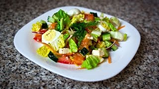 Худеем вкусно - салат