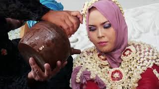 Eva&imam wedding. Bontang, 09-09-2017