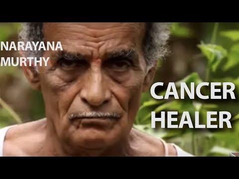 Cancer healer. Vaidya Narayana Murthy. India.