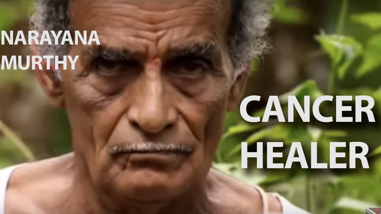 Cancer healer  Vaidya Narayana Murthy  India