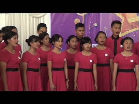 PSdKR 2018 - Remaja GMIM Baitel Wailan (Hymne Remaja GMIM & Gereja Bagai Bahtera)