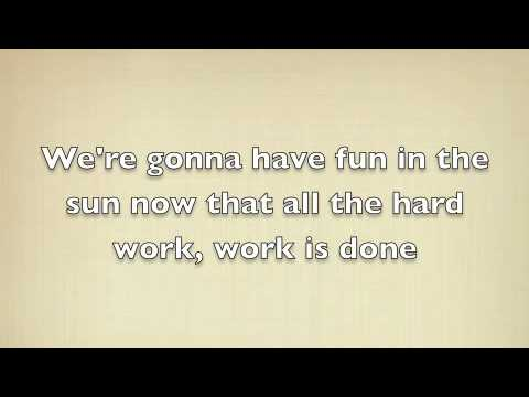 All For One - High School Musical 2  *Lyrics Video*