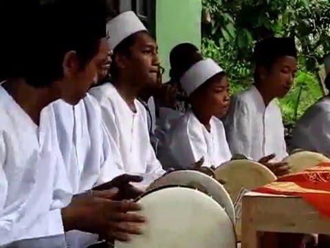 Syi'ir Padang Bulan - Jama'ah Hadrah