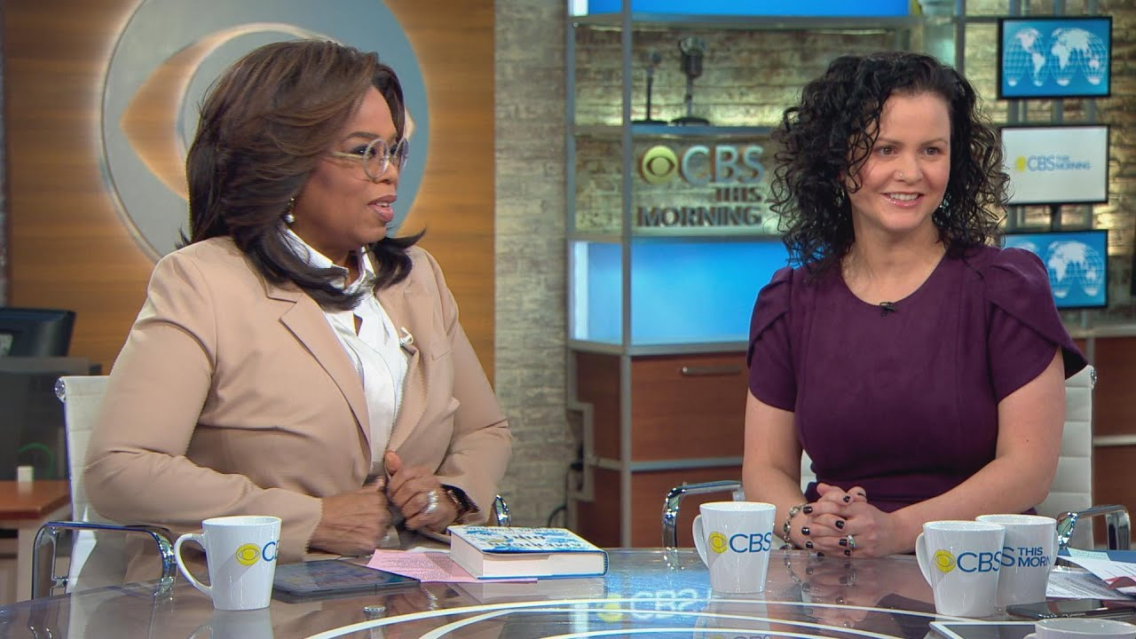 Oprah sits down with American Dirt author Jeanine Cummins
