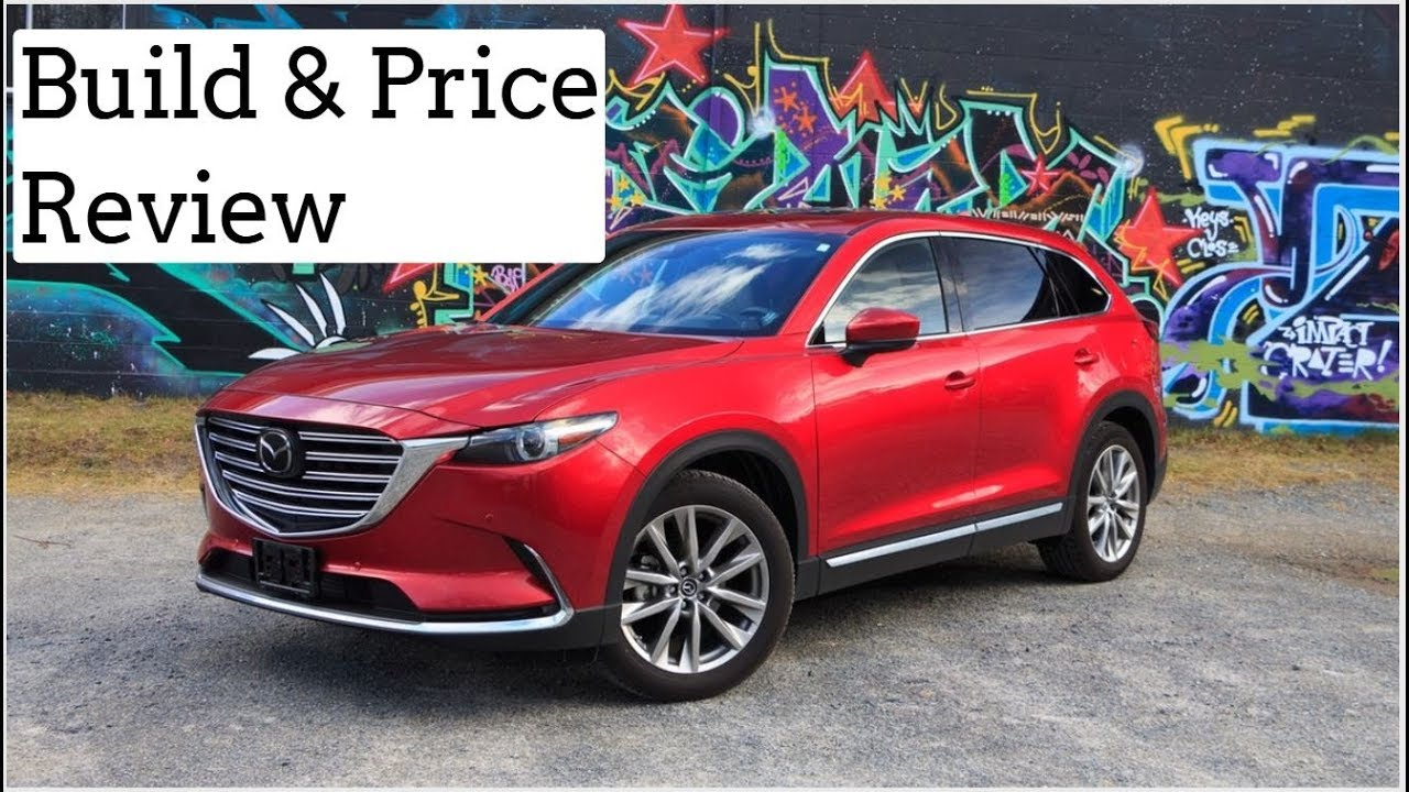 Mazda Build And Price >> 2019 Mazda Cx 9 Touring Awd Suv Build Price Review Features Interior Colors Configurations
