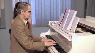"""Николай Голинкевич - """"Русская мелодия"""", А.Гензельт"""