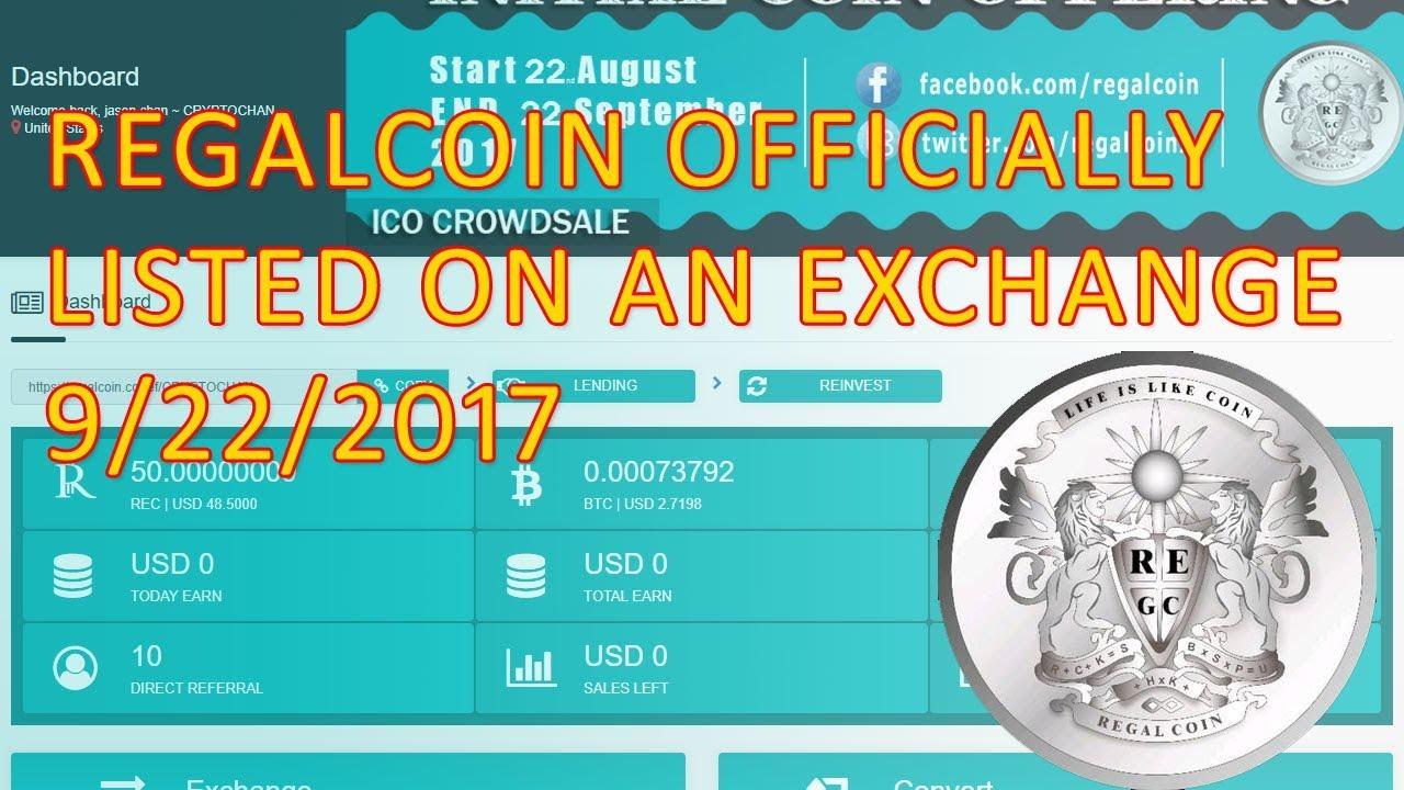 ico exchange cryptocurrency ico list