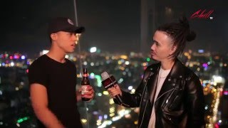 Chill TV - DJ Tino Interview