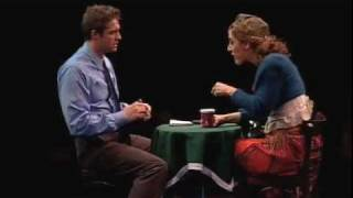 Coffee-I Love You Because, Original Off-Broadway Production(Farah Alvin and Colin Hanlon perform