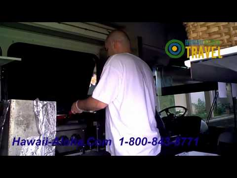 Taylor Wily's  Big T's Shrimp Truck  Hawaii Five0