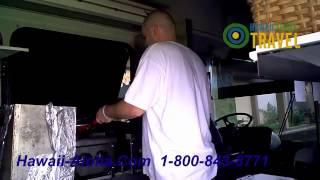 Taylor Wily's-  Big T's Shrimp Truck - Hawaii Five-0