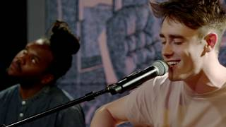 hippo campus – poems (live at youtube space nyc)