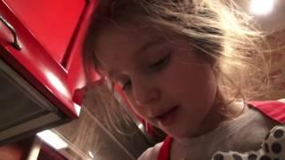 """Ульяна Андрейковская в домашней программе """"Правила моей кухни"""""""