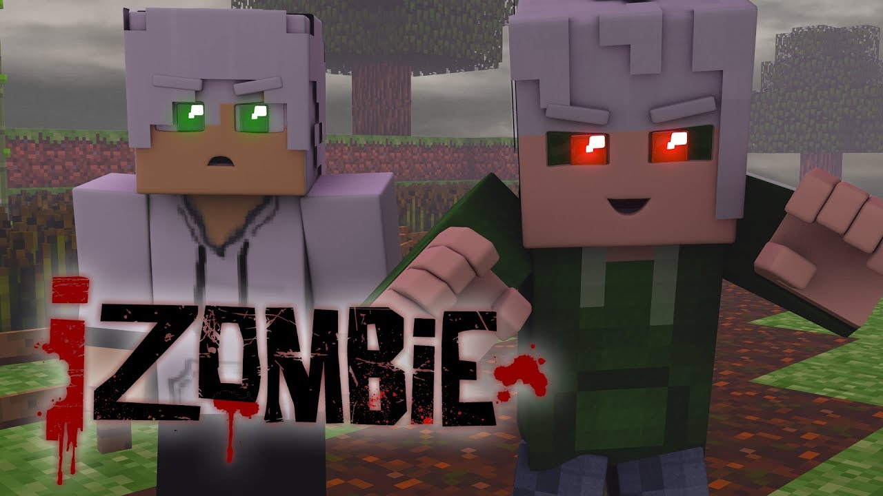 THE ZOMBIE APOCALYPSE iZombie EP 1 (Minecraft iZombie