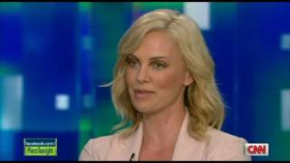 Charlize Theron Speaks Afrikaans