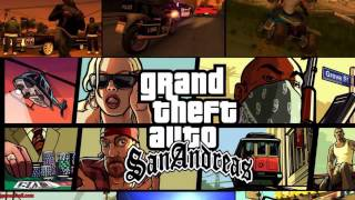 GTA San Andreas - The Isley Brothers - Between The Sheets