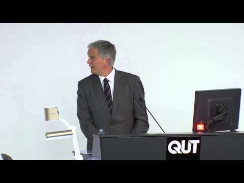 2014 QUT Grand Challenge Lecture - Science & a Rational Worldview: Humanity's Salvation? - P Willis