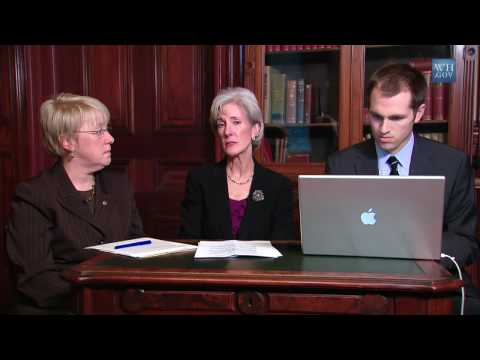 Secretary Sebelius and Senator Murray Take Your Questions on Health Reform
