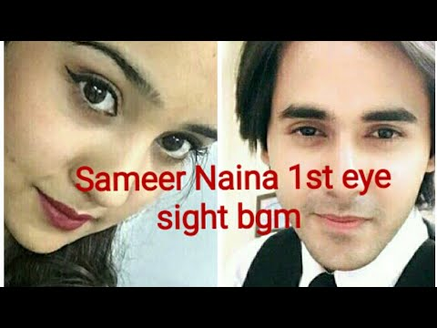 Sameer & Naina's first Eye-Sight background music Yeh un dino ki baat hai serial instrumental bgm..