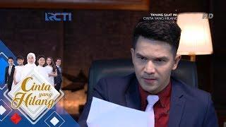 CINTA YANG HILANG - Raffi Sudah Gak Tahan Membongkar Siapa Yudha [21 Juni 2018]