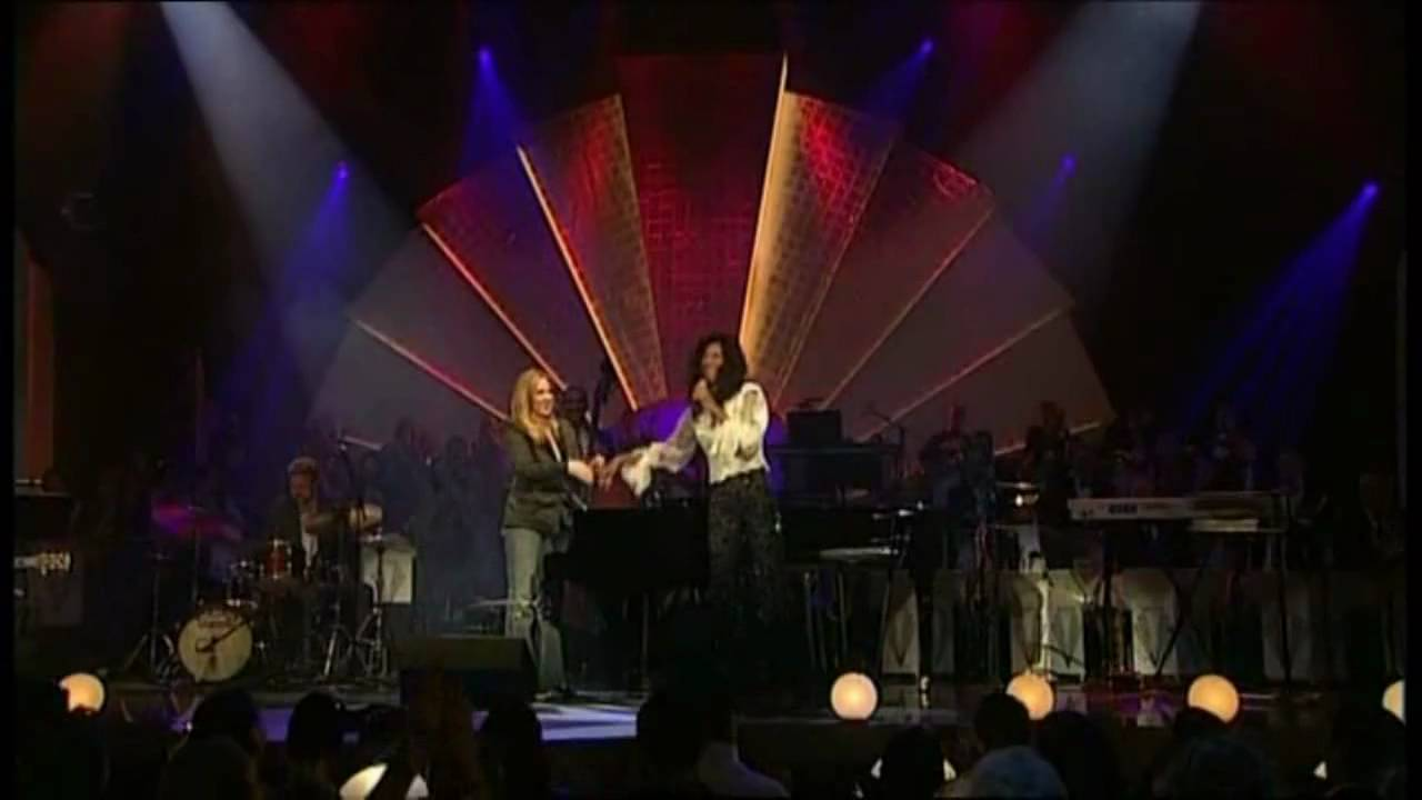 Diana Krall Natalie Cole Route YouTube - Route 66 youtube