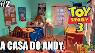 Toy Story 3 - PC, PS3 e Xbox 360 - A CASA DO ANDY - parte 2