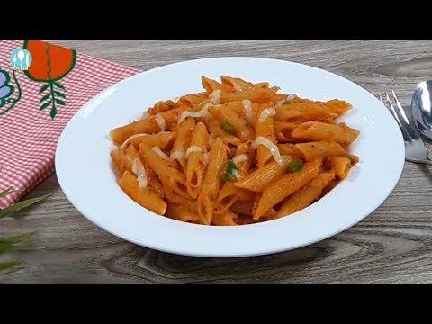 রেড সস পাস্তা | Easy and Quick Red Sauce Pasta Bangla Recipe by Cooking Channel BD.