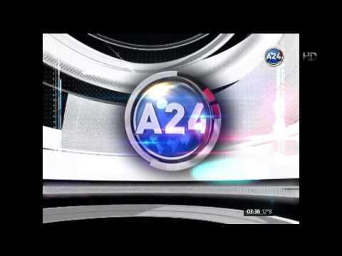 Transmisión en directo de A24