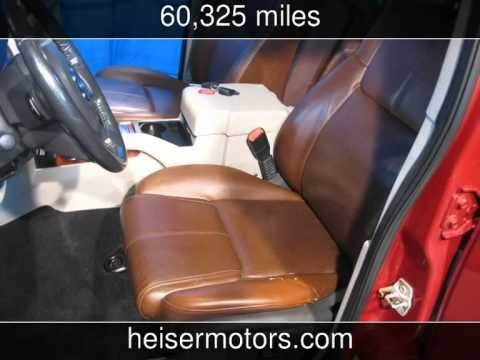 2006 jeep commander limited used cars dickinson north for Heiser motors dickinson nd