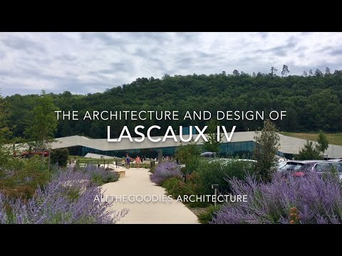 Allthegoodies Architecture - Lascaux IV, France. - Please subscribe to keep the channel running !