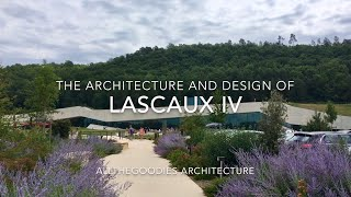 Lascaux IV, France - old caves and fantastic, modern architecture | allthegoodies.com