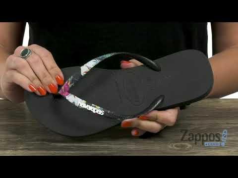 Havaianas Slim Tropical Straps Sandal SKU: 9102877