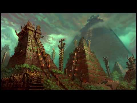 Warhammer Lore, Temple Cities!